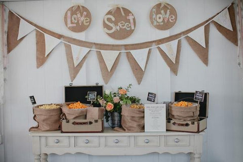 Popcorn Bar for your special day - Poppington's Gourmet Popcorn