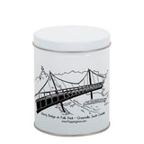 Liberty Bridge, Greenville SC--Quart Tins--Buy 12 Get 1 FREE. - Poppington's Gourmet Popcorn