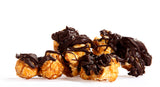 Dark Chocolate Sea Salt Caramel Popcorn by Poppington's - Poppington's Gourmet Popcorn