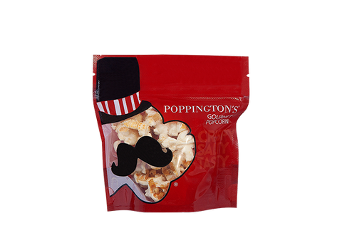 Red small mini bags by Poppington's