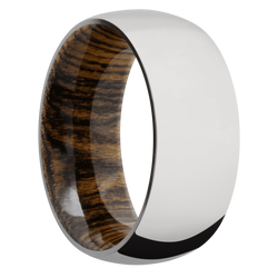 Ring with Bocote Sleeve