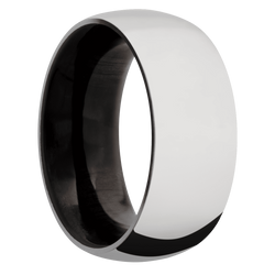 Ring with Ebony Sleeve
