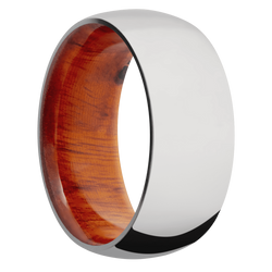 Ring with Pernambuco Sleeve