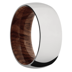 Ring with Sequoia Sleeve