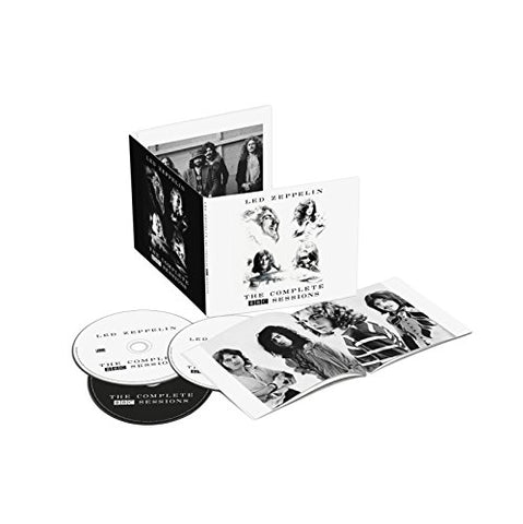 The Complete Bbc Sessions (3Cd) By Led Zeppelin (2016-07-06)