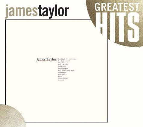 Greatest Hits By James Taylor (2004-06-08)