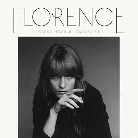 How Big, How Blue, How Beautiful [2 Lp] By Florence & The Machine (2015-08-03)