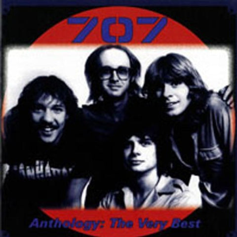 Anthology:  The Very Best By 707 (2009-04-07)