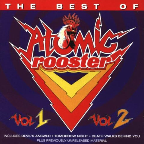 Best Of Atomic Rooser 1 & 2 By Atomic Rooster (1999-09-28)
