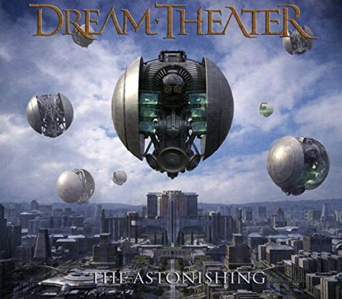 The Astonishing (2Cd) By Dream Theater (2016-08-03)