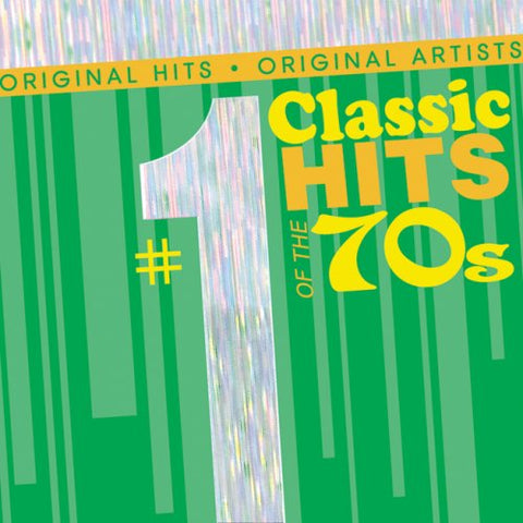 #1 Classic Hits Of The 70S By No. 1 Classic Hits Of The 70'S