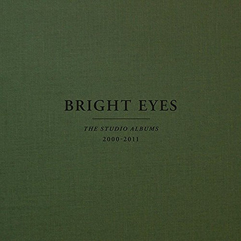 The Studio Albums 2000-2011 (Limited Edition, 6-Cd Set) By Bright Eyes