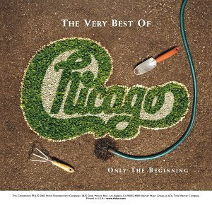 The Very Best Of Chicago: Only The Beginning By Chicago (2002-07-02)