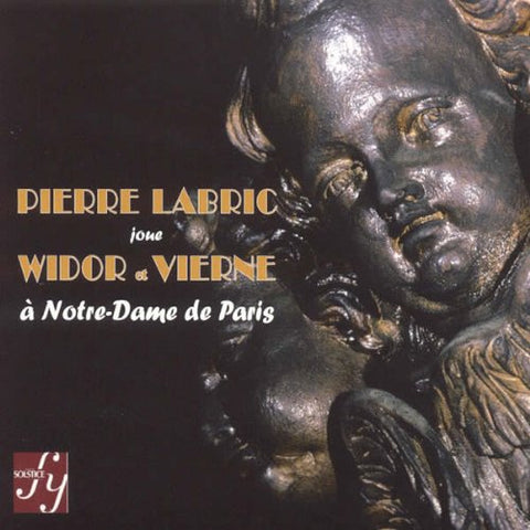 Pierre Labric Plays The Organ Of Notre-Dame De Paris By Charles-Marie / Louis Vierne Widor
