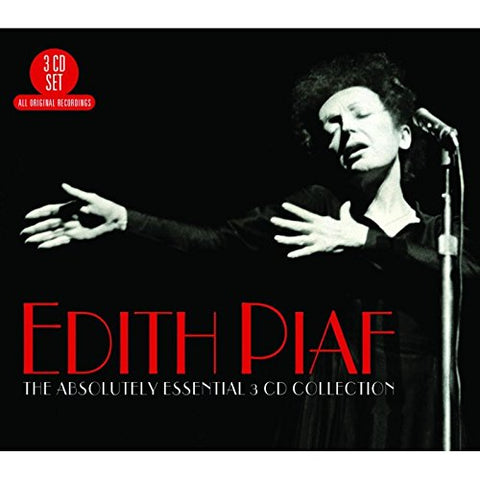 Absolutely Essential 3 Cd Collection By Edith Piaf (2011-05-31)