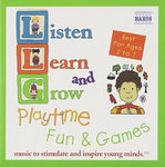 Listen Learn & Grow: Playtime Fun & Games By Listen Learn & Grow: Playtime-Fun & Games (2002-08-20)