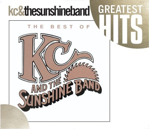 The Best Of K.C. & The Sunshine Band By Kc & The Sunshine Band (1990-06-12)