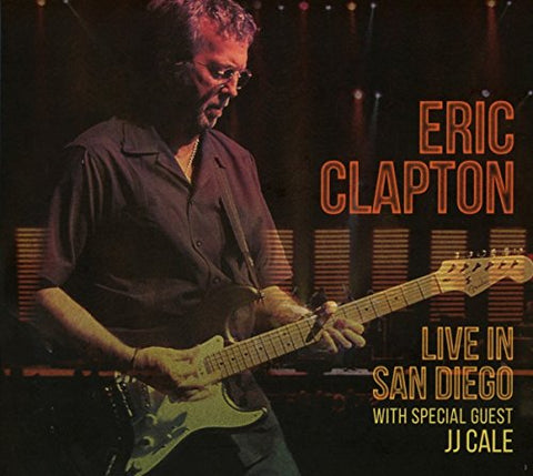 Live In San Diego (With Special Guest Jj Cale)(2Cd) By Eric Clapton (2016-02-01)