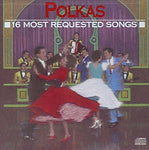 16 Most Requested Polkas By Various (2008-02-01)