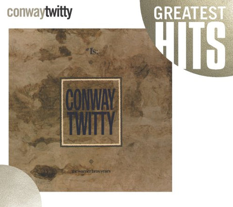 #1'S: The Warner Brothers Years By Conway Twitty (2007-08-21)