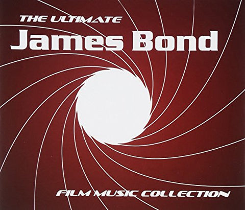 The Ultimate James Bond Collection (4Cd Box Set) (2006-10-17)