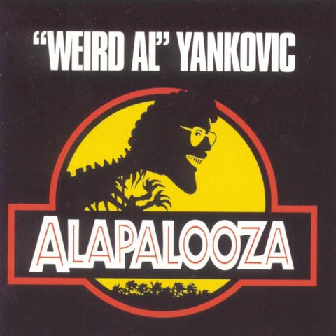 "Alapalooza By ""Weird Al"" Yankovic (1999-01-01)"