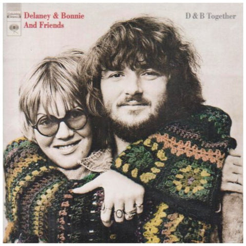 D & B Together By Delaney & Bonnie & Friends (2008-03-01)