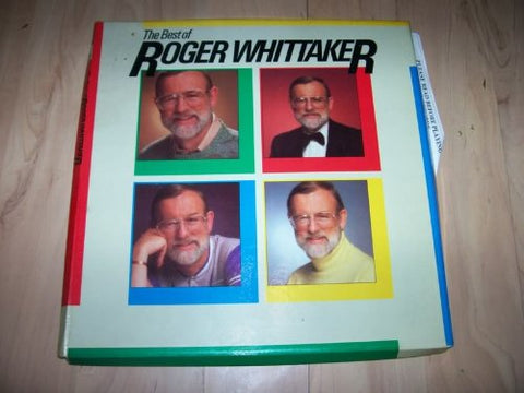 The Best Of Roger Whittaker 4 Lp Box Set - Roger Whittaker Lp