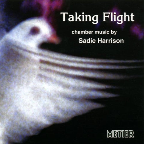 Taking Flight By Sadie Harrison (2001-04-24)