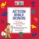 Action Bible Songs By Cedarmont Kids (1996-08-02)