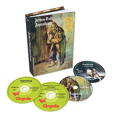 Aqualung (2Cd/2Dvd) By Jethro Tull (2013-08-03)