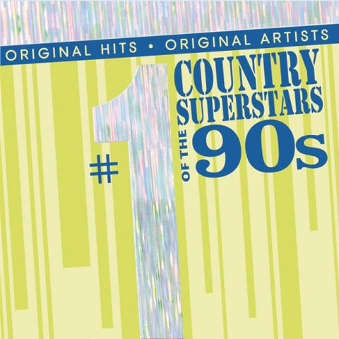 #1 Country Superstars Of The 90S By No. 1 Country Superstars Of The 90'S