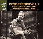 5 Classic Albums Vol 3  - Pete Seeger By Pete Seeger
