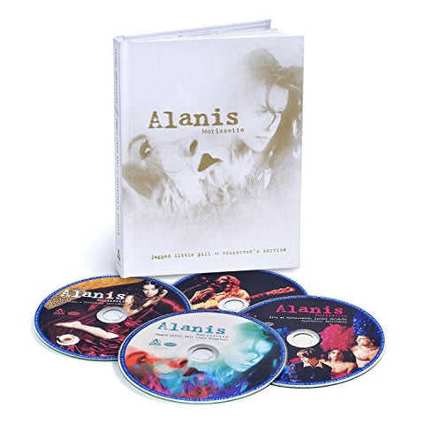 Jagged Little Pill (Collector'S Edition) (4Cd) By Alanis Morissette (2015-08-03)
