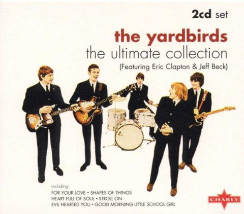 Ultimate Collection By Yardbirds
