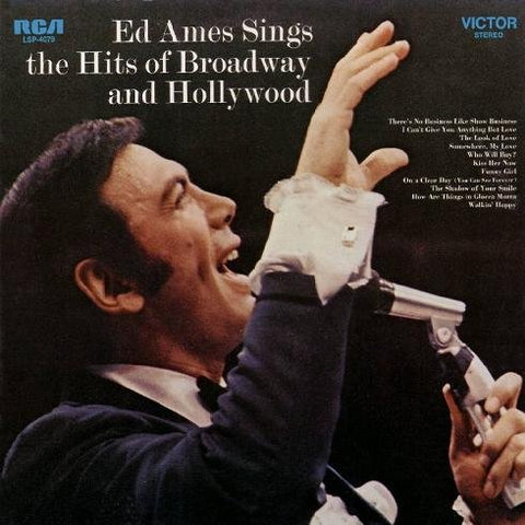 The Hits Of Broadway And Hollywood By Ed Ames (1968-08-03)