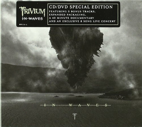 In Waves (Special Edition) By Trivium (2011-08-09)
