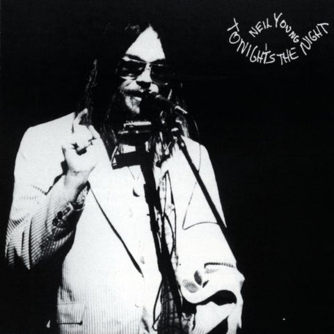 Tonight'S The Night By Neil Young (1990-10-25)