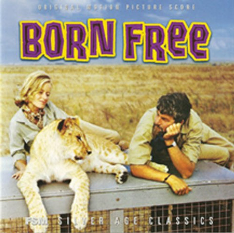 Born Free: Original Motion Picture Score (2005-01-11)