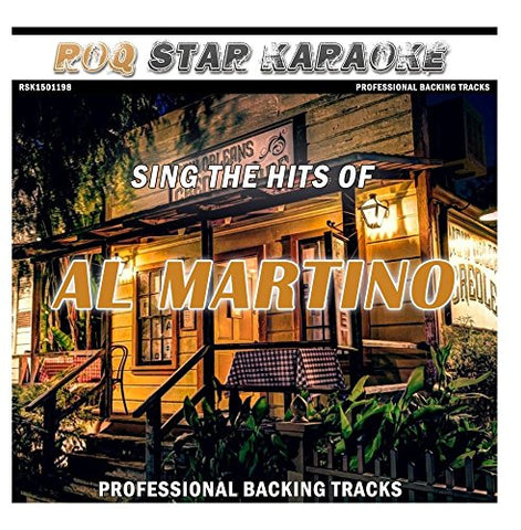 Karaoke - Al Martino By Roq Star Karaoke