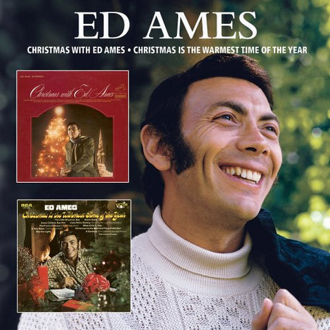 Christmas With Ed Ames/Christmas Is The Warmest Time Of The Year By Ed Ames (2011-11-21)
