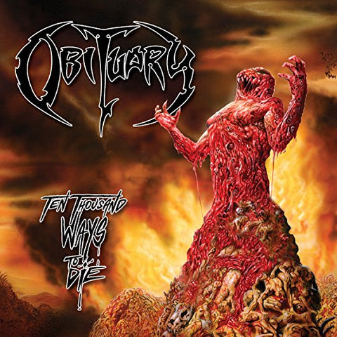 Ten Thousand Ways To Die Maxi Single By Obituary