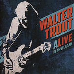 Alive In Amsterdam By Walter Trout (2016-02-01)