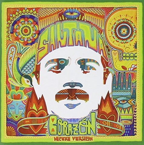 Corazon (Deluxe Edition Cd/Dvd) (Amazon Exclusive) By Santana