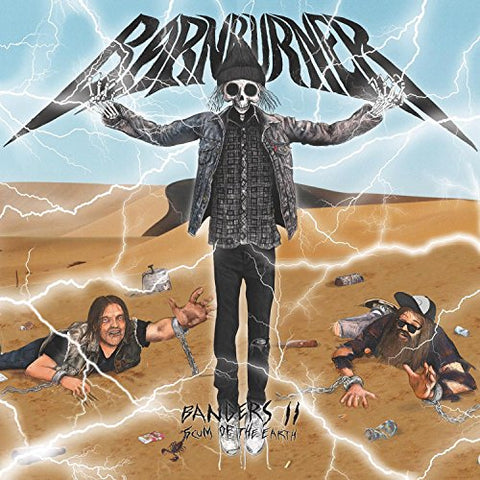 Bangers Ii: Scum Of The Earth By Barn Burner (2011-06-07)