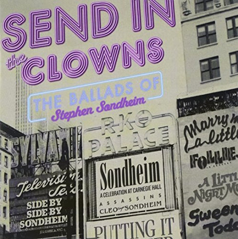 Send In The Clowns: The Ballads Of Stephen Sondheim By Various (2009-08-04)