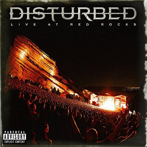 Disturbed-Live At Red Rocks (Explicit) By Disturbed