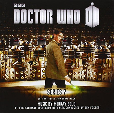 Doctor Who: Series 7 By Murray Gold (2013-11-05)