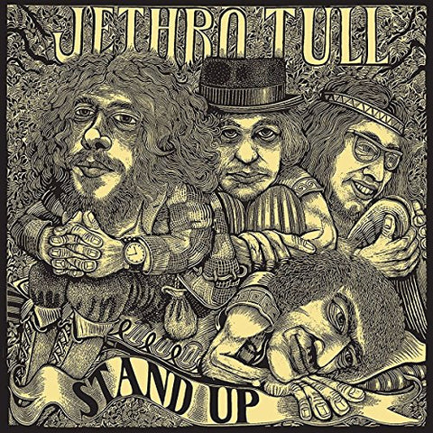 Stand Up (The Elevated Edition)(2Cd/Dvd) By Jethro Tull