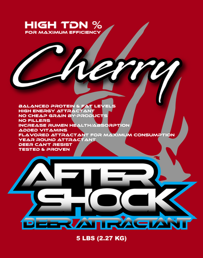 5LB Attractant (Cherry Flavored)